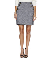 Bishop + Young - Tweed Mini Skirt