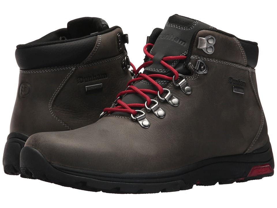 Dunham Trukka Alpine Waterproof (Dark Grey) Men
