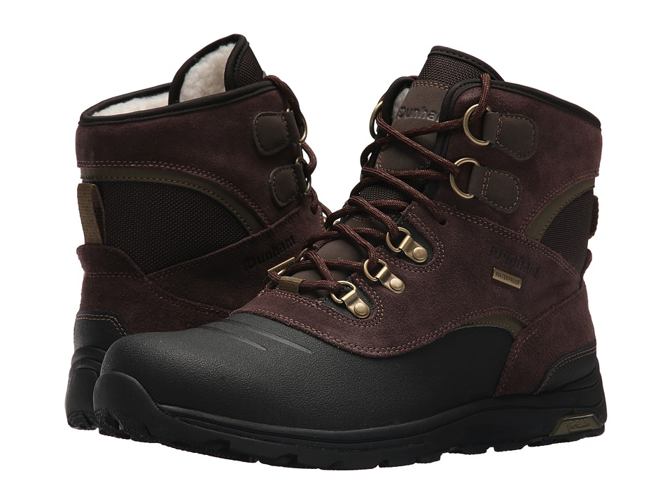Dunham Trukka High Waterproof (Brown) Men