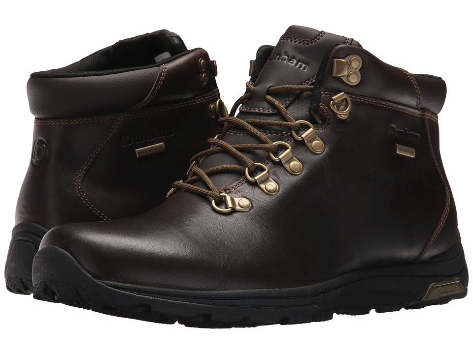 Dunham Trukka Alpine Waterproof (Brown) Men