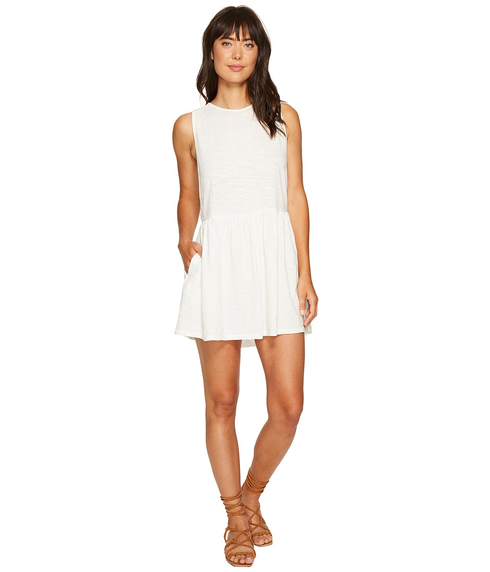 Roxy One Of These Nights Dress (Marshmallow) Women