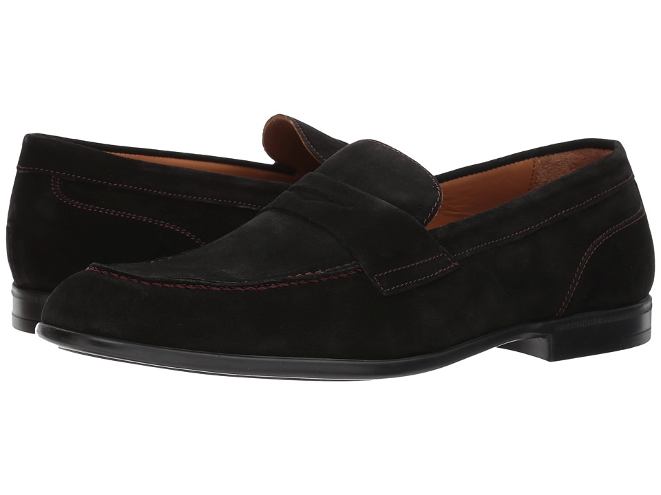 Bruno Magli - Silas (Black Suede) Mens Shoes