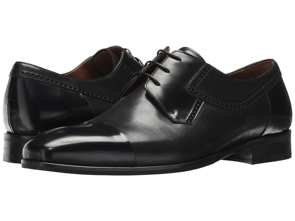 Bruno Magli - Nino (Black) Mens Shoes