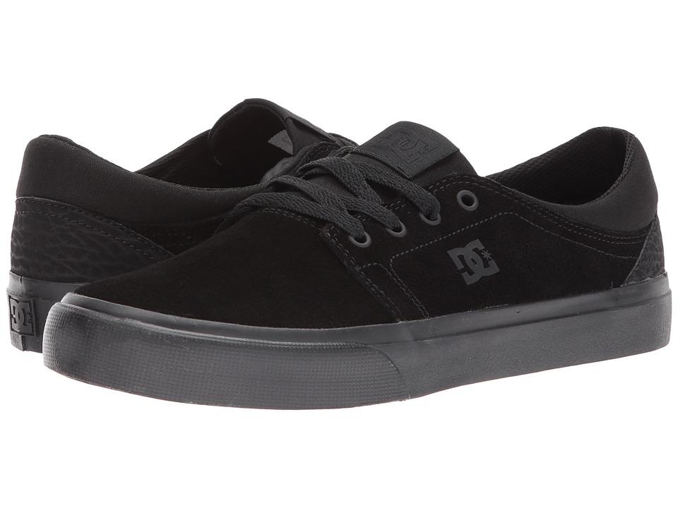 DC Trase SD (Black 3) Skate Shoes