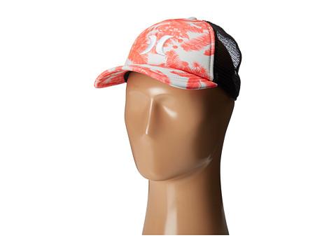 Hurley Colin Trucker Hat - Bright Crimson 2