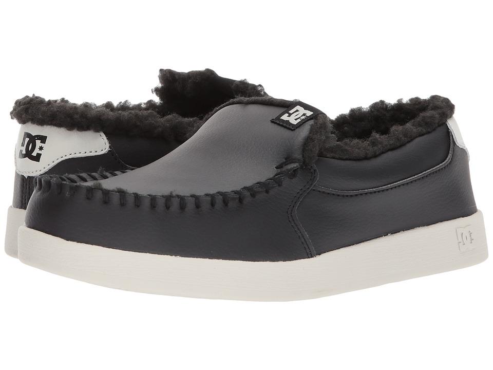 DC - Villain WNT (Black/Tan) Mens Skate Shoes