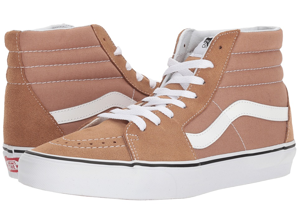 Vans - SK8-Hitm (Tigers Eye/True White) Skate Shoes