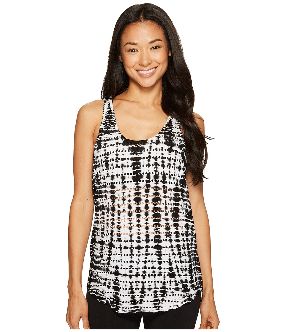Hard Tail - Slouchy Racer Back Tank Top