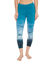 Hard Tail - Flat Waist Capri Leggings