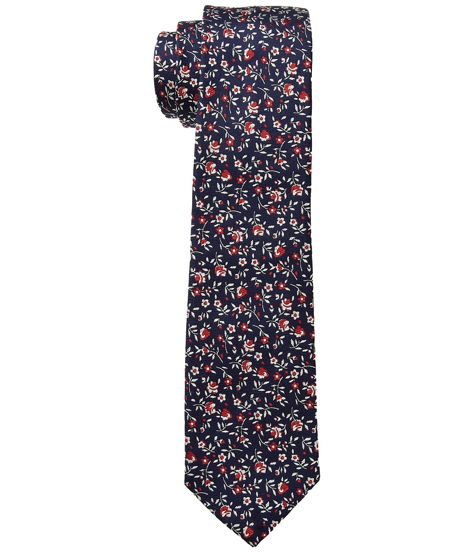 Paul Smith - 6cm Floral Club Tie