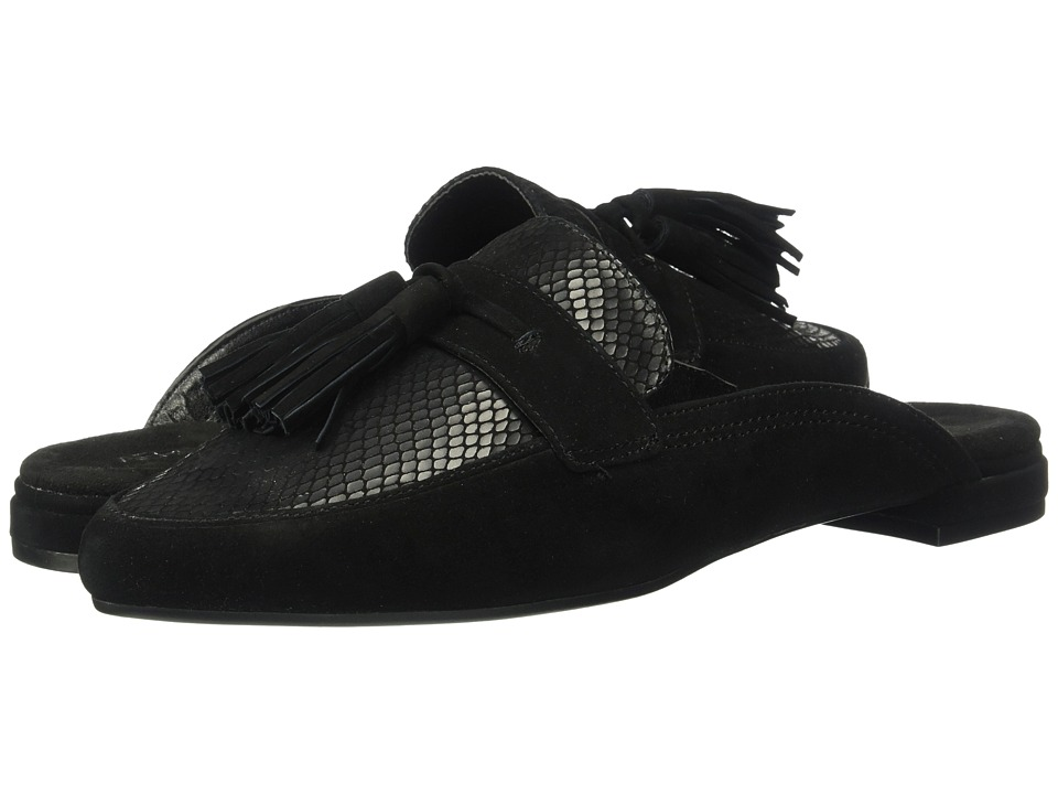 Aerosoles Best Girl (Black Suede) Women