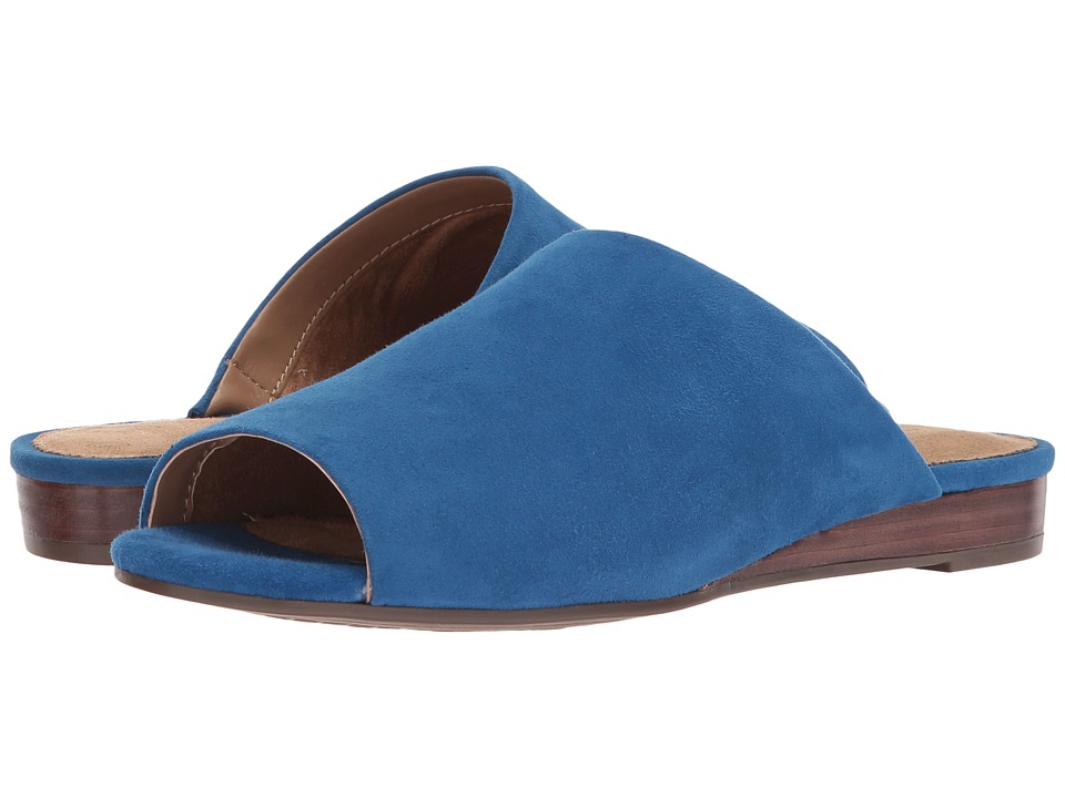 Aerosoles Bitmap (Blue Suede) Women