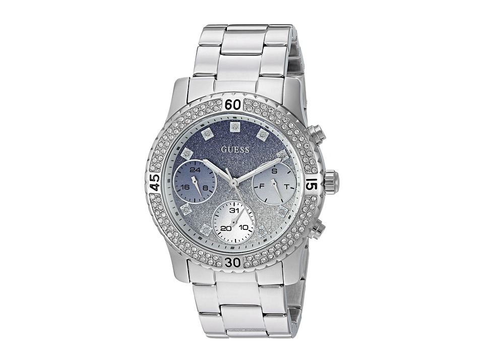 GUESS - U0774L6 (Silver) Watches