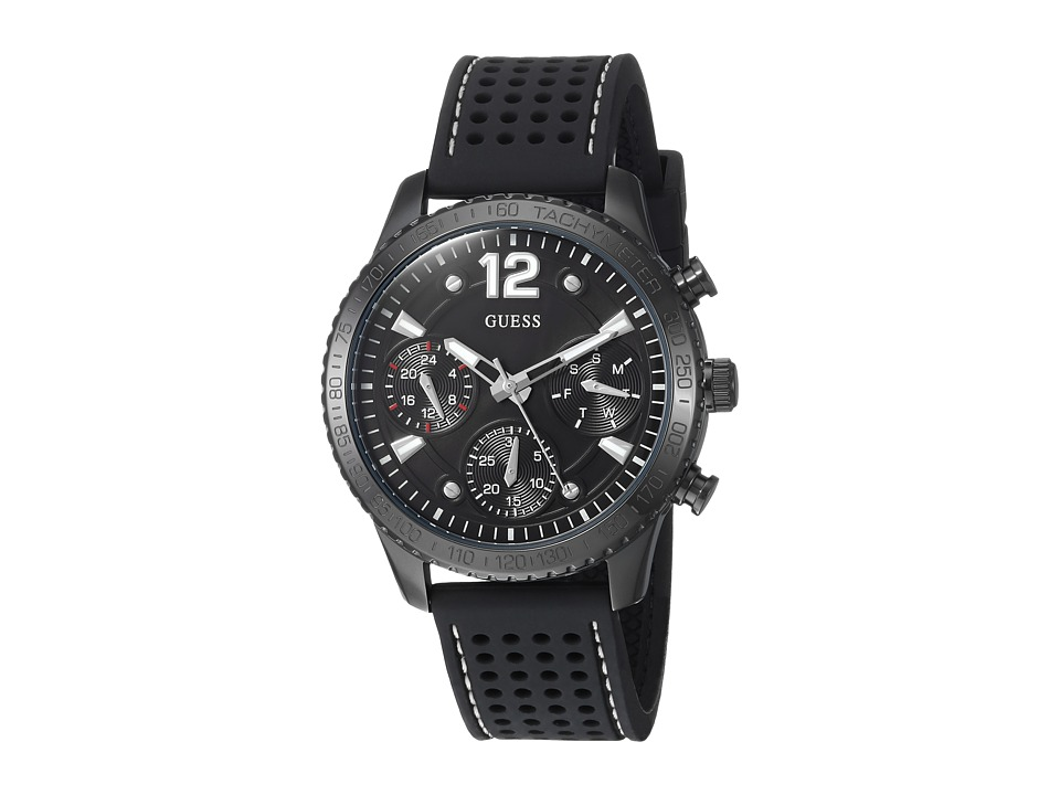GUESS - U1025L3 (Black) Watches