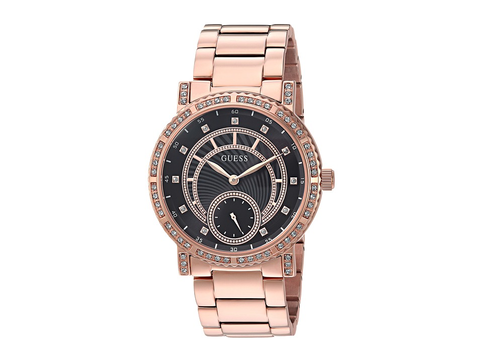 GUESS - U1006L2 (Rose Gold) Watches