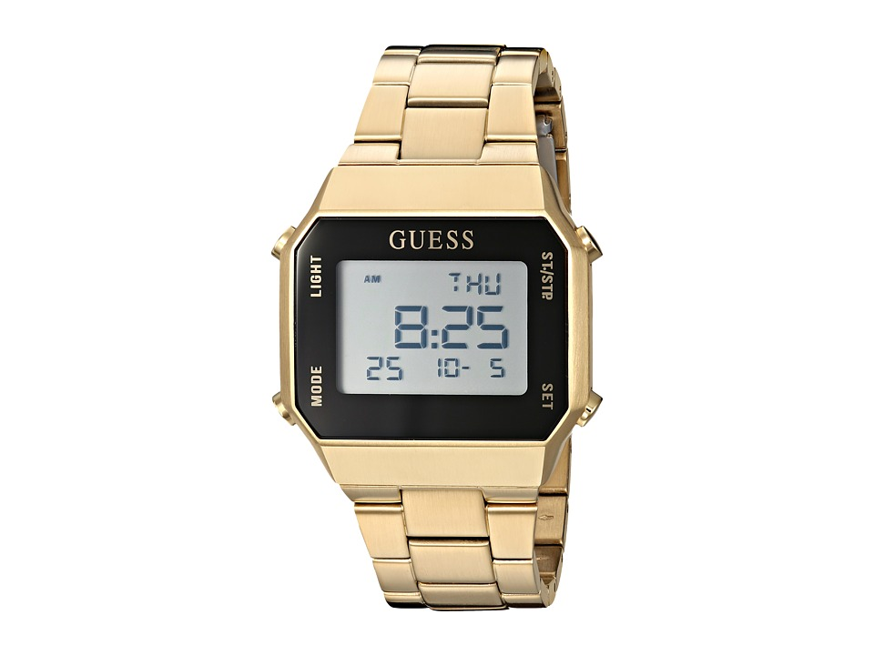 GUESS - U1039G1 (Gold) Watches