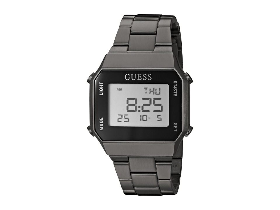 GUESS - U1039G2 (Gunmetal) Watches