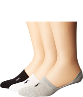 Polo Ralph Lauren - 3-Pack Sneaker Liner