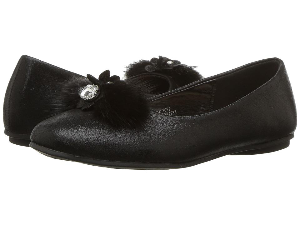 kensie girl Kids - Fuzzy Toe Flat