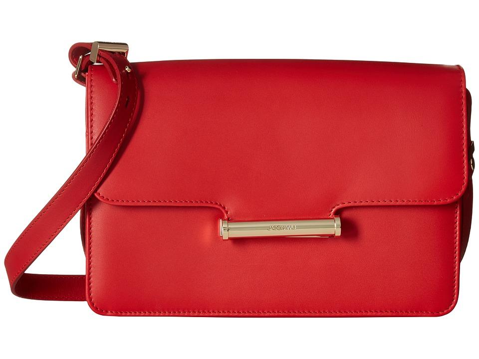 Jason Wu - Diane Large Shoulder Bag (Scarlet) Shoulder Handbags