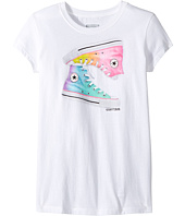 Converse Kids - Ombre Chucks Tee (Big Kids)