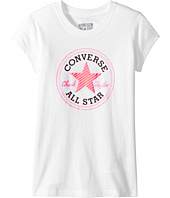 Converse Kids - Chuck Patch Tee (Big Kids)
