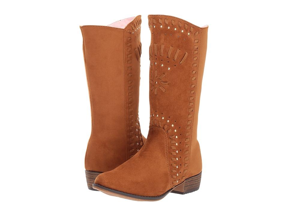 kensie girl Kids - Suede Artisan Boot