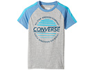 Converse Kids - Retro Raglan Top (Big Kids)