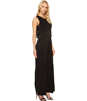 MICHAEL Michael Kors - Lace-Up Side Jumpsuit