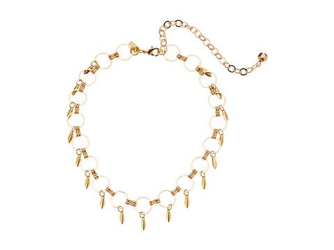 Vanessa Mooney The Effie Choker Necklace - Gold