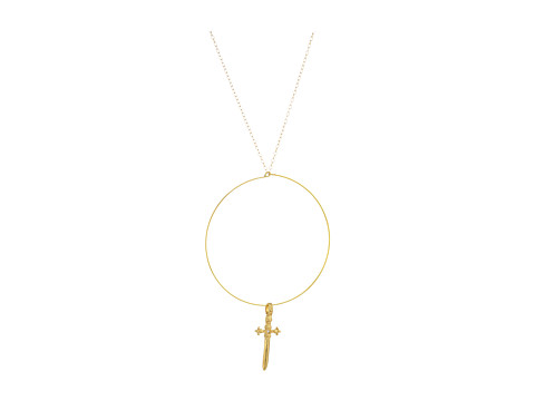 Vanessa Mooney The Brielle Necklace - Gold