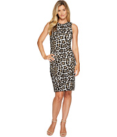 MICHAEL Michael Kors - Animal Dress