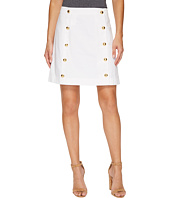 MICHAEL Michael Kors - Button Detail Mini Skirt
