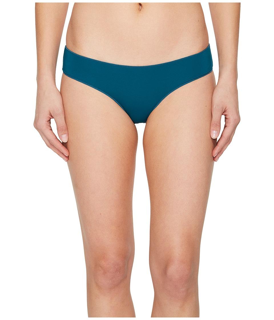 Rip Curl Classic Surf Hipster Bikini Bottom (Teal) Women