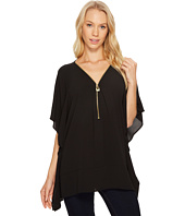 MICHAEL Michael Kors - Exposed Zipper Top