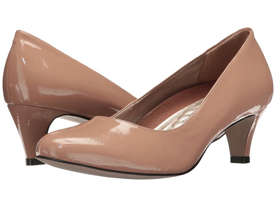 Walking Cradles Joy (Nude Patent) Women's Shoes