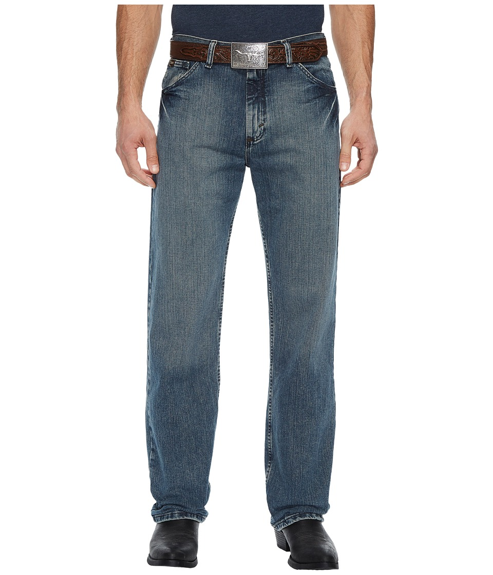 Wrangler - Relaxed Fit 20X Jeans (Vintage Midnight) Mens Jeans
