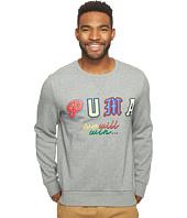 PUMA - PUMA X Dr Logo Crew Sweater
