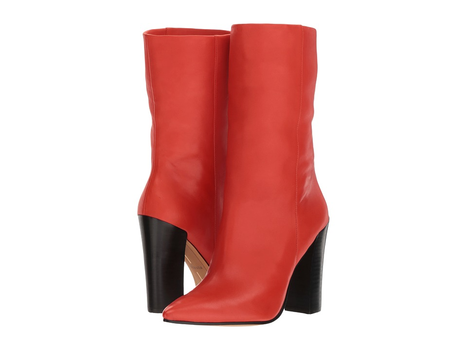 Dolce Vita Ethan (Red Leather) Women