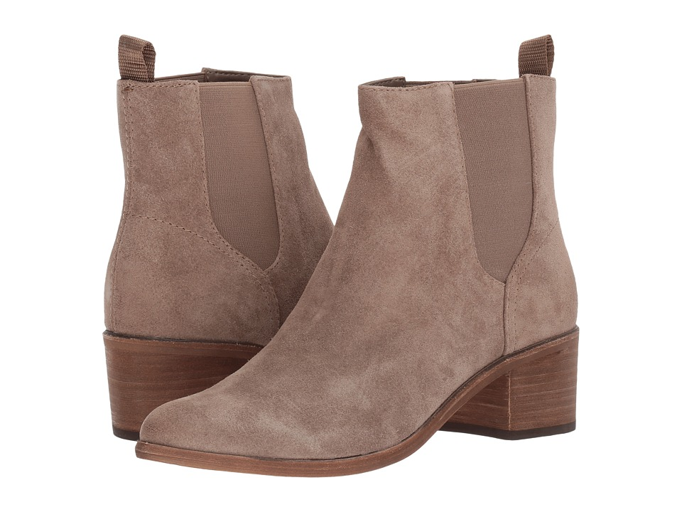 Dolce Vita Colbey (Dark Taupe Suede) Women