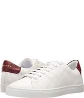 Burberry - Albert Perforated Sneaker