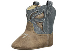 Baby Deer Soft Sole Western Boot (Infant)