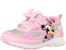 Josmo Kids Minnie Double HL Lighted Sneaker (Toddler/Little Kid)