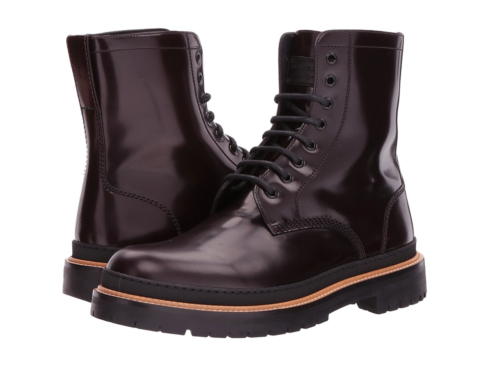 Burberrys William Boot (Bordeaux) Men's Boots