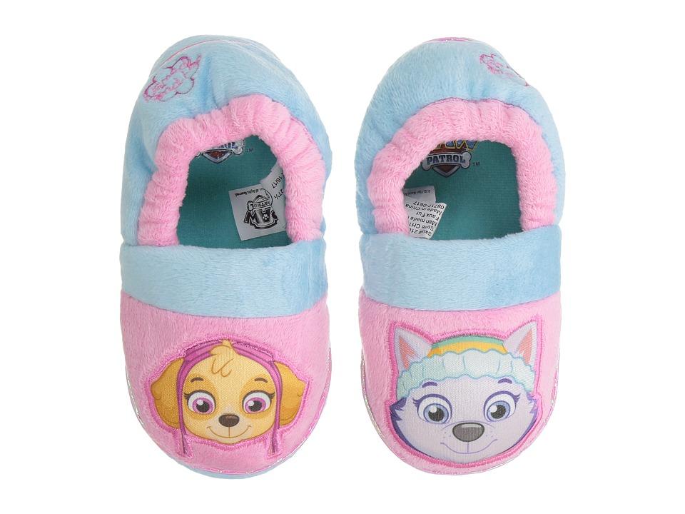 Josmo Kids Paw Patrol Slipper (Toddler/Little Kid) (Pink) Girls Shoes