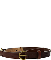 Fossil - Skinny Color Block Belt