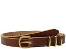 Fossil - Triple Keeper Skinny Belt