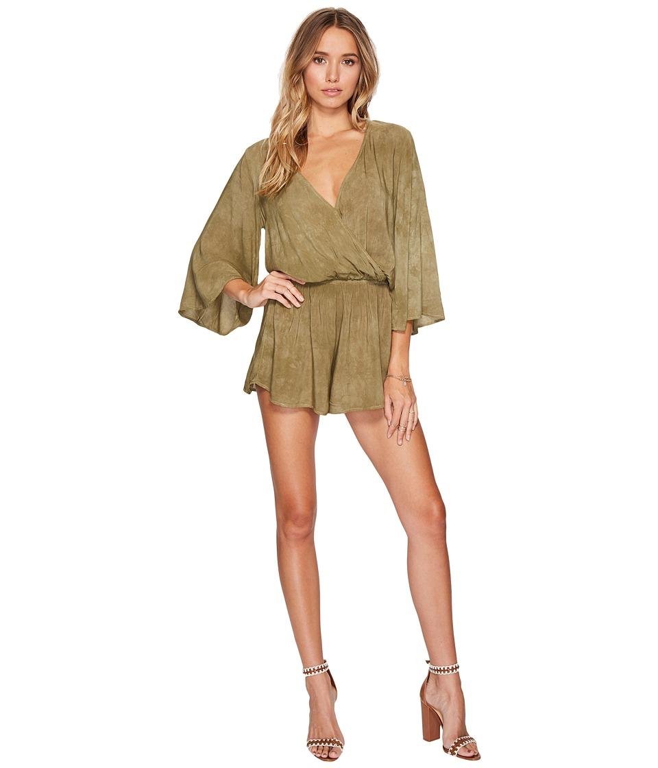 Blue Life - Wild and Free Romper