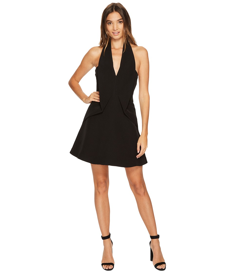 KEEPSAKE THE LABEL Dance with Me Mini Dress (Black) Women