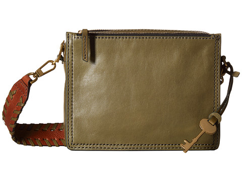 Fossil Campbell Crossbody - Rosemary